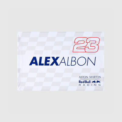 Alex Albon Fan Flag