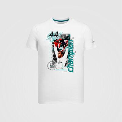 Lewis Hamilton 2019 Championship T-Shirt