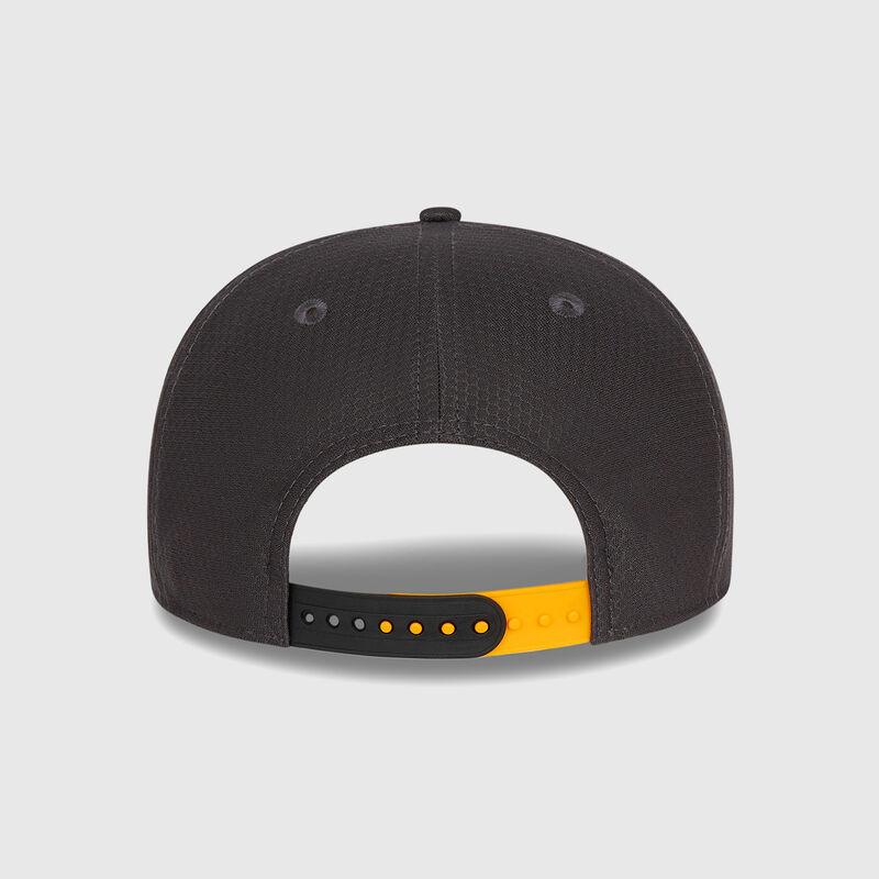 MCLAREN REPLICA TEAM HEX ERA 950SS KIDS CAP - Antracit