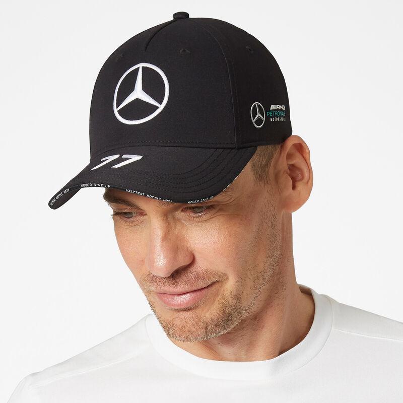 MAPM RP BOTTAS DRIVER BASEBALL CAP  - black