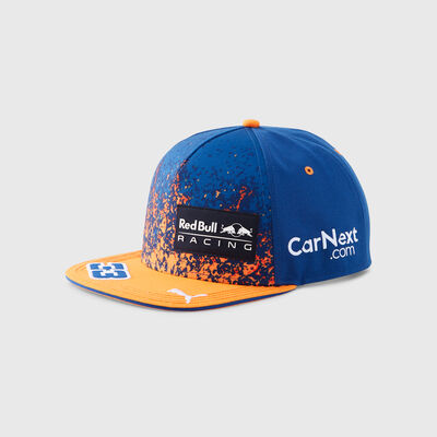 Max Verstappen kids Special Edition Blue Cap