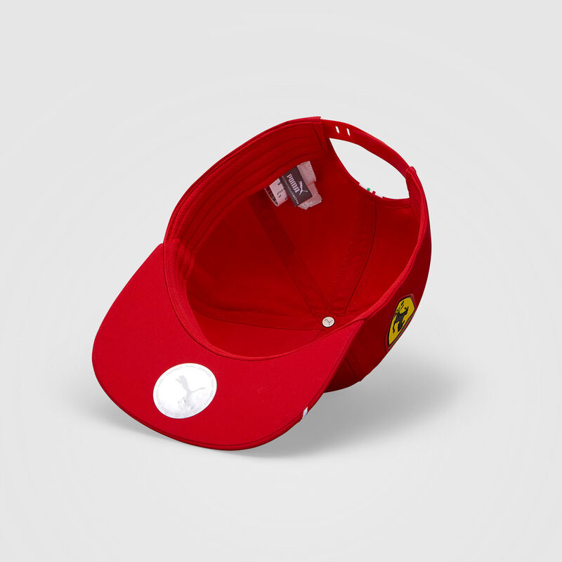 SF RP KIDS LECLERC LC CAP - red