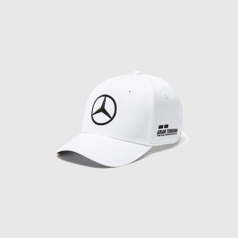MAPM RP DRIVERS CAP HAMILTON (BASEBALL) - white