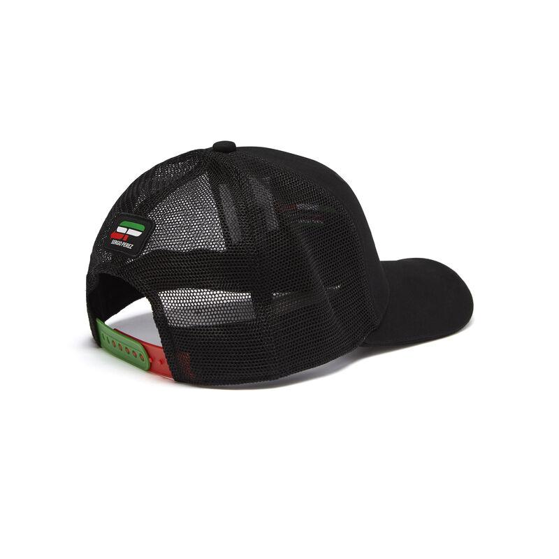 CHECO FW LOGO CAP - black