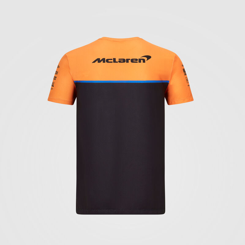 MCLAREN RP MENS SET UP TEE - orange