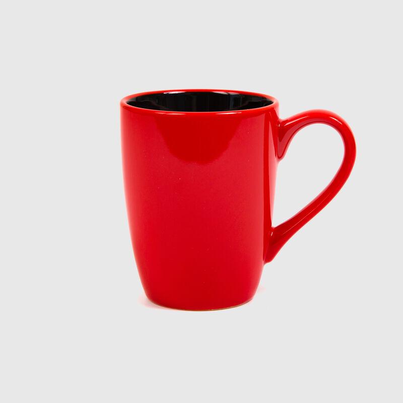 Scuderia Ferrari Formula 1 Authentic 2018 Black Scudetto Mug