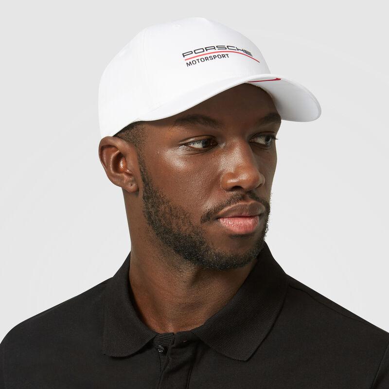 PORSCHE RP TEAM CAP - white