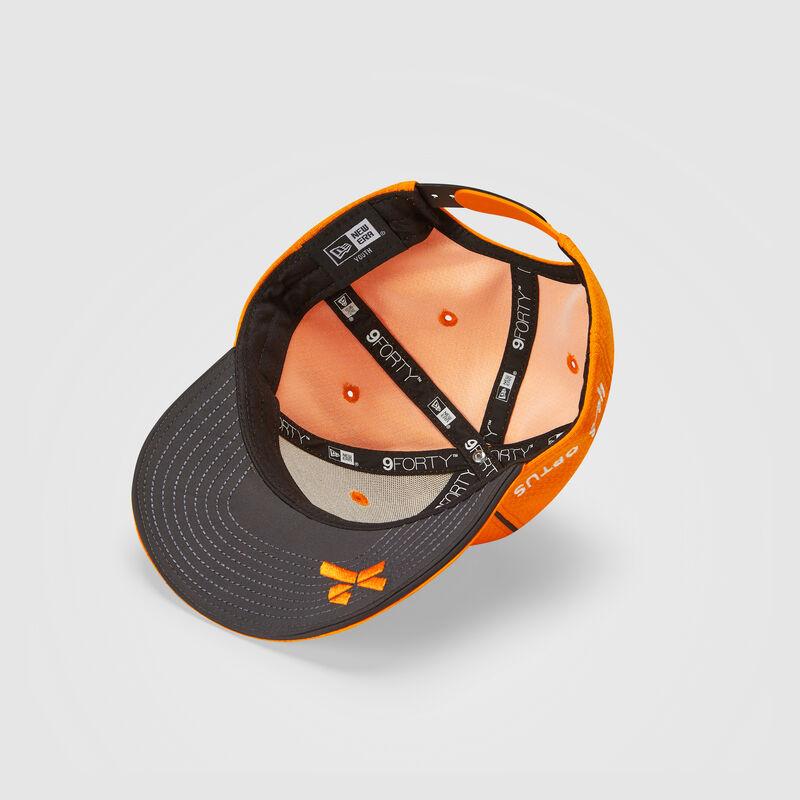MCLAREN  REPLICA DRIVER RICCIARDO HEX ERA 940 CAP - orange