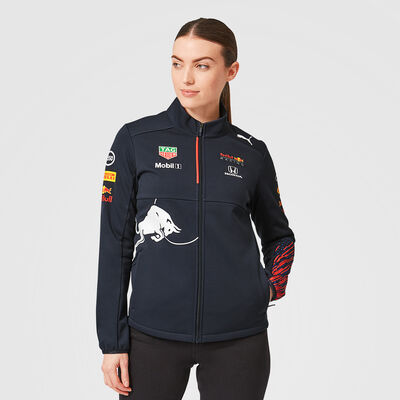 Womens 2021 Team Softshell Jacket
