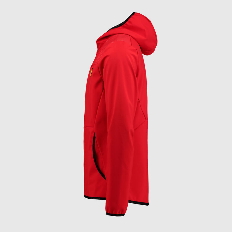 SF FW MENS SOFTSHELL - red