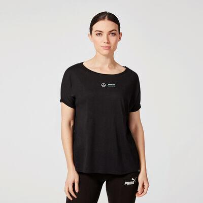 Camiseta Lewis Hamilton n.º 44 para mujer