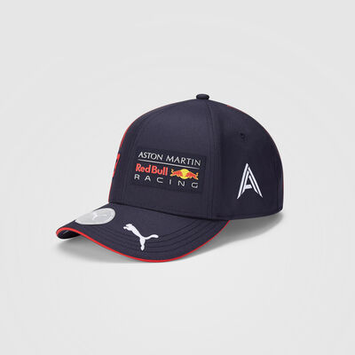 Alex Albon 2020 Team Cap