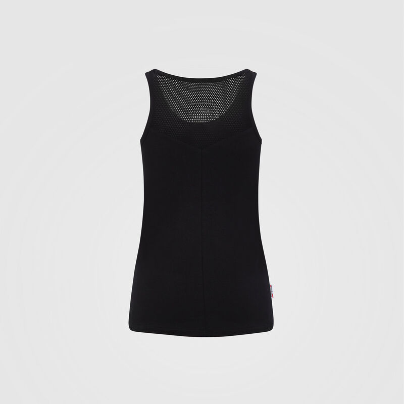 SF FW WOMENS VEST - black