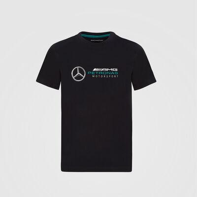 T-shirt avec grand logo pour enfant