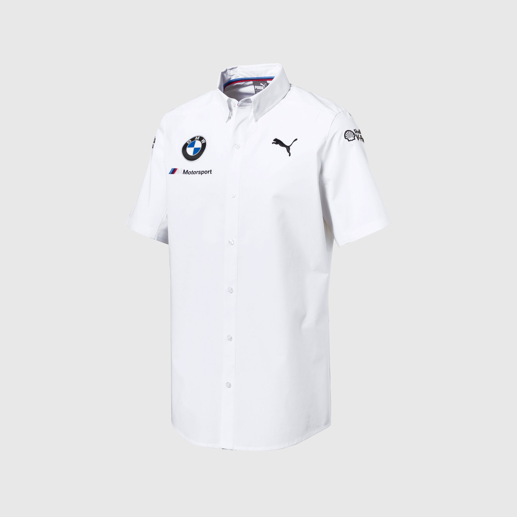 Branded Sports Merchandising B.V. Large Puma BMW Motorsport Team Shirt White