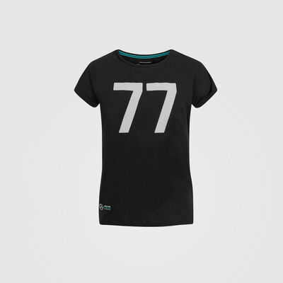 Valtteri Bottas Womens VB77 T-Shirt