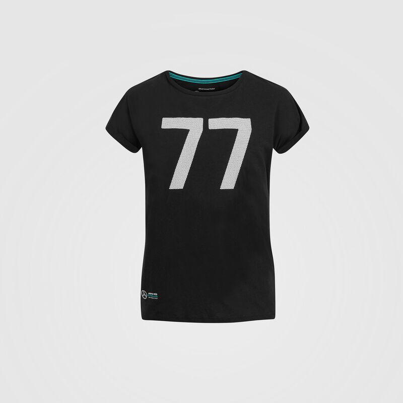 MAPM FW WOMENS BOTTAS #77 TEE - black