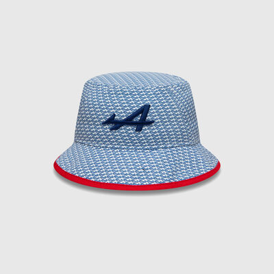 Esteban Ocon 2021 France Bucket Hat
