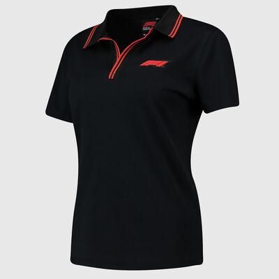 Womens Logo Polo