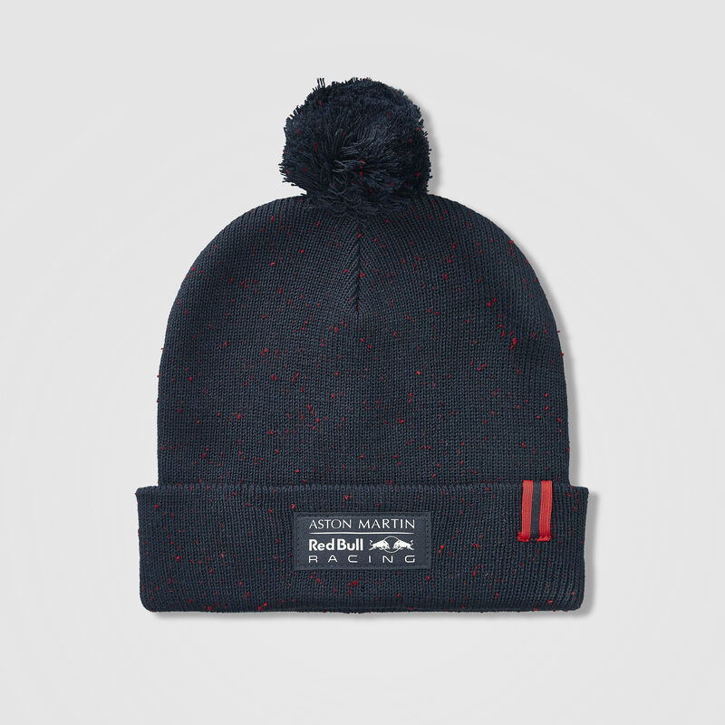 AMRBR FW SEASONAL BEANIE  - navy