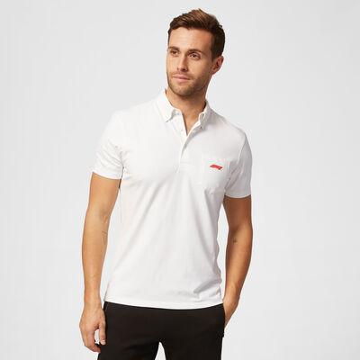 Small Logo Jersey Polo Shirt