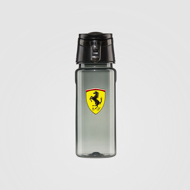 SF FW RACE WATER BOTTLE - black