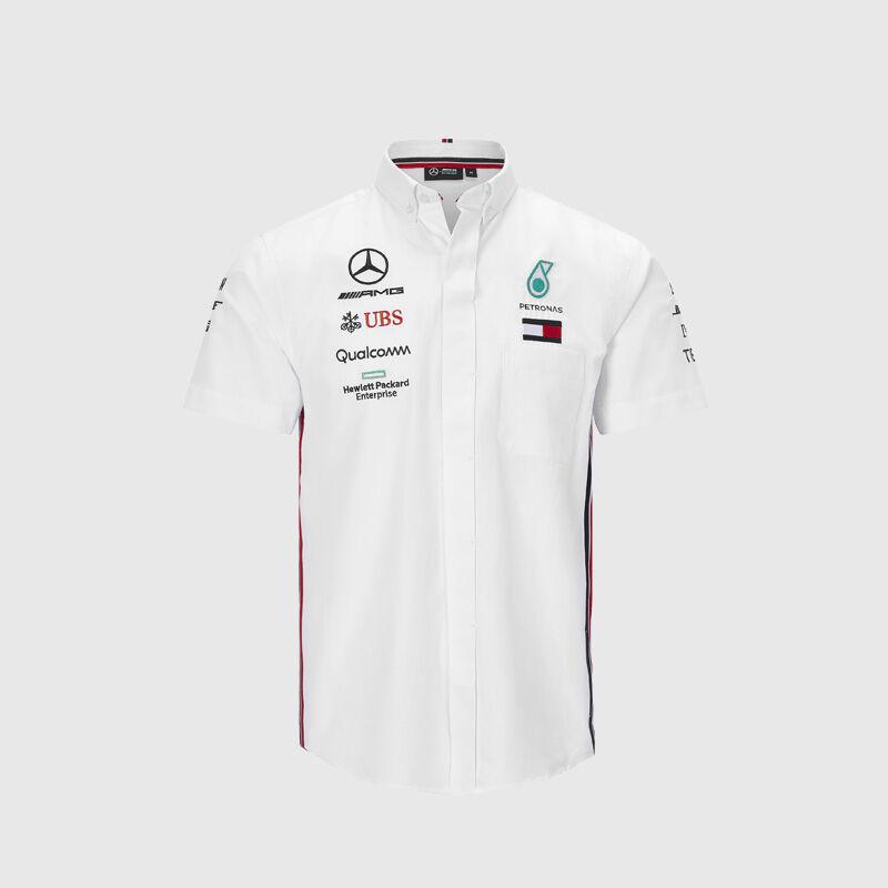 Mercedes-AMG Petronas Motorsport 2019 F1 Team T-Shirt Black