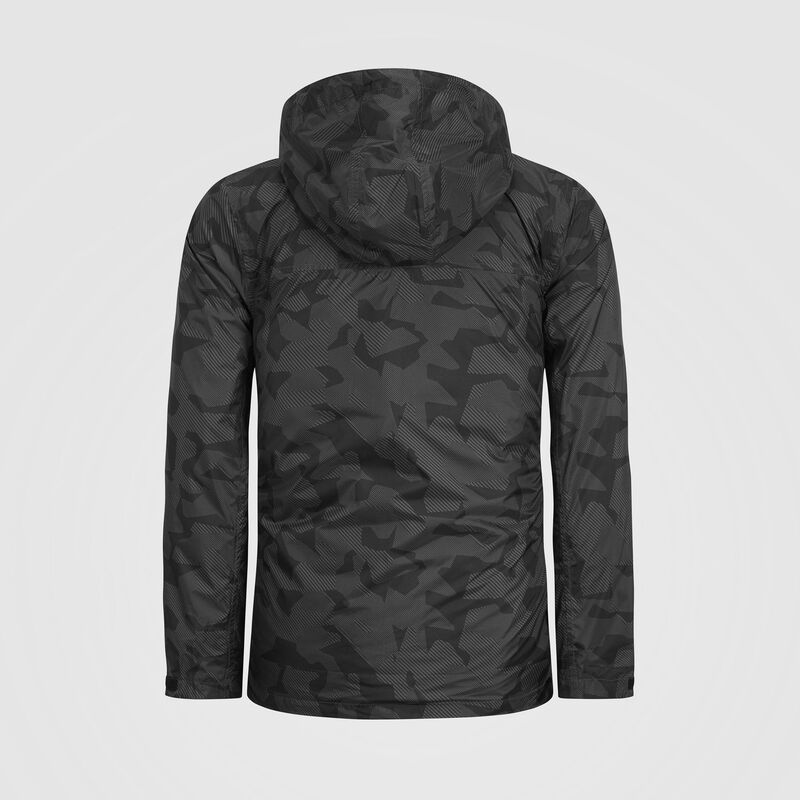 MAPM FW MENS CAMO PERFORMANCE JACKET  - black