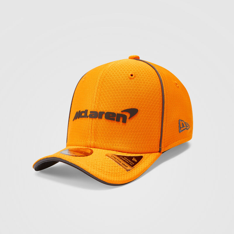 MCLAREN REPLICA TEAM HEX ERA 950SS CAP - orange