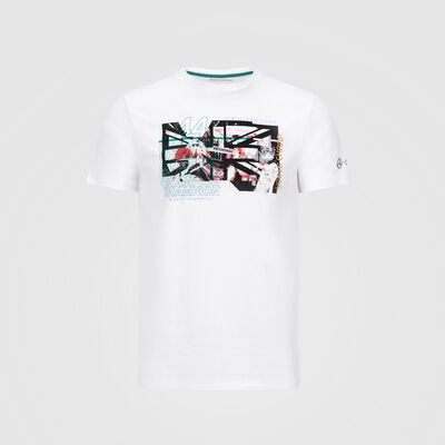 Lewis Hamilton Graphic T-Shirt