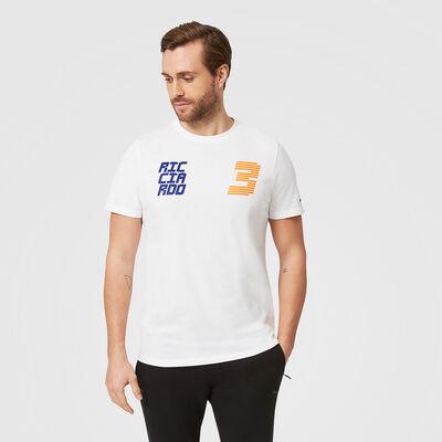T-Shirt Daniel Ricciardo Dr3