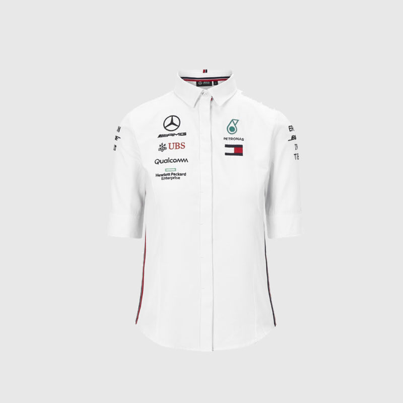 MAPM RP WOMENS TEAM SHIRT - white