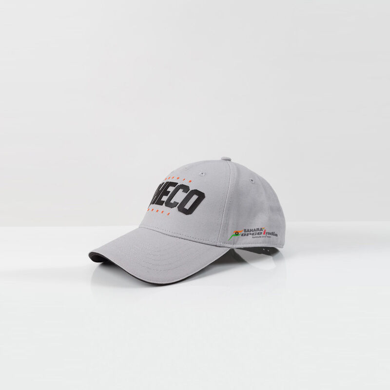 SFI FW CHECO DRIVER CAP - grey