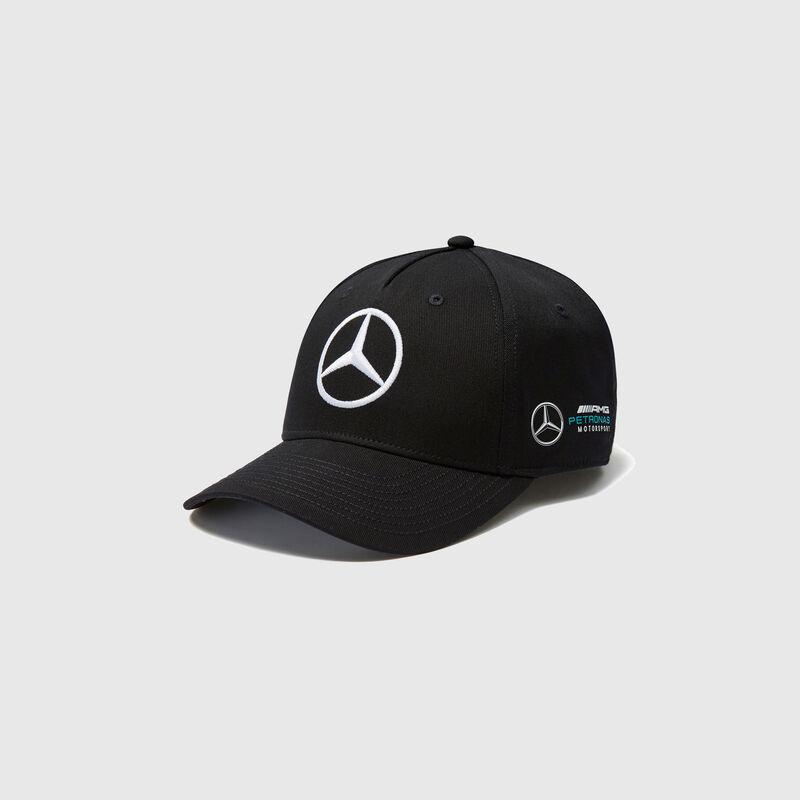 MAPM RP DRIVERS CAP BOTTAS (BASEBALL) - black
