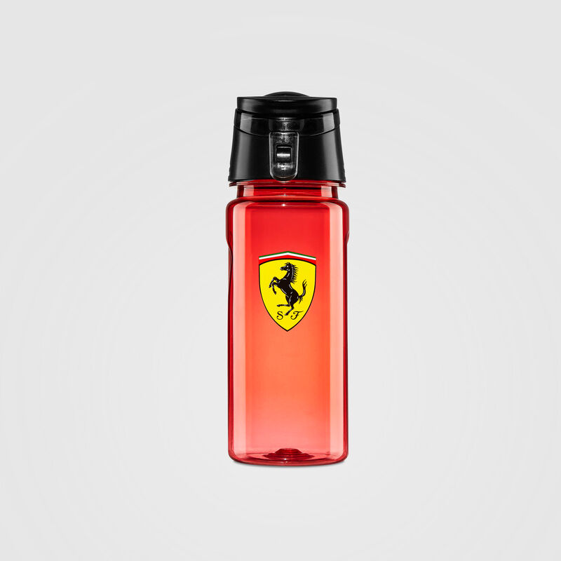 SF FW RACE WATER BOTTLE - red