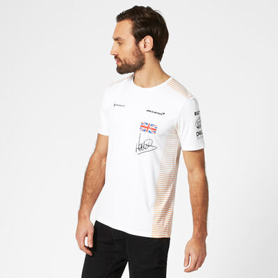 Lando Norris 2020 Team T-Shirt
