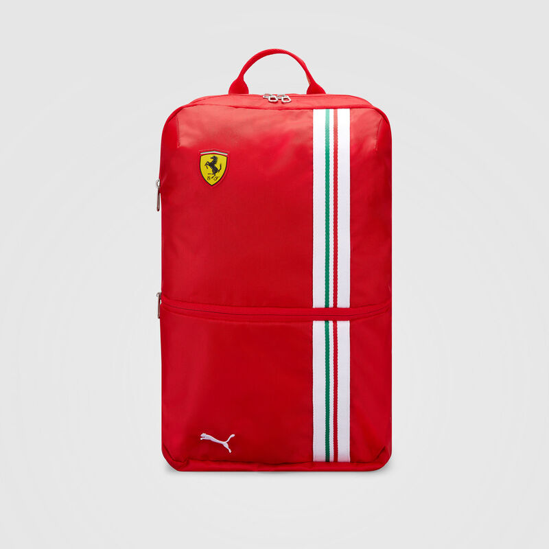 SF RP BACKPACK - red