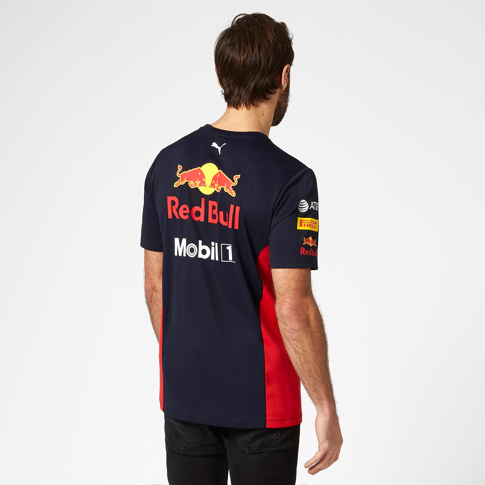 2020 Team T Shirt Aston Martin Red Bull Racing Fuel For Fans
