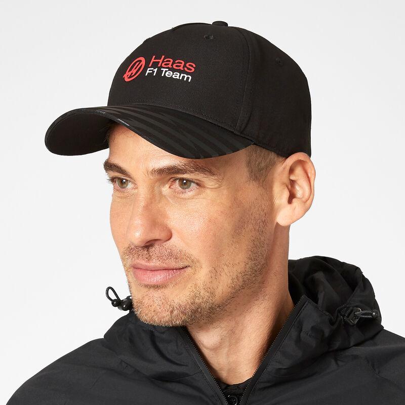 HAAS F1 RP TEAM CAP - black