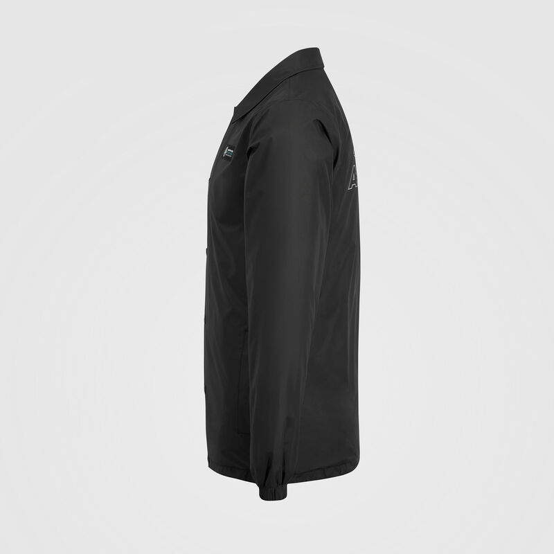 MAPM FW MENS COACH JACKET - black