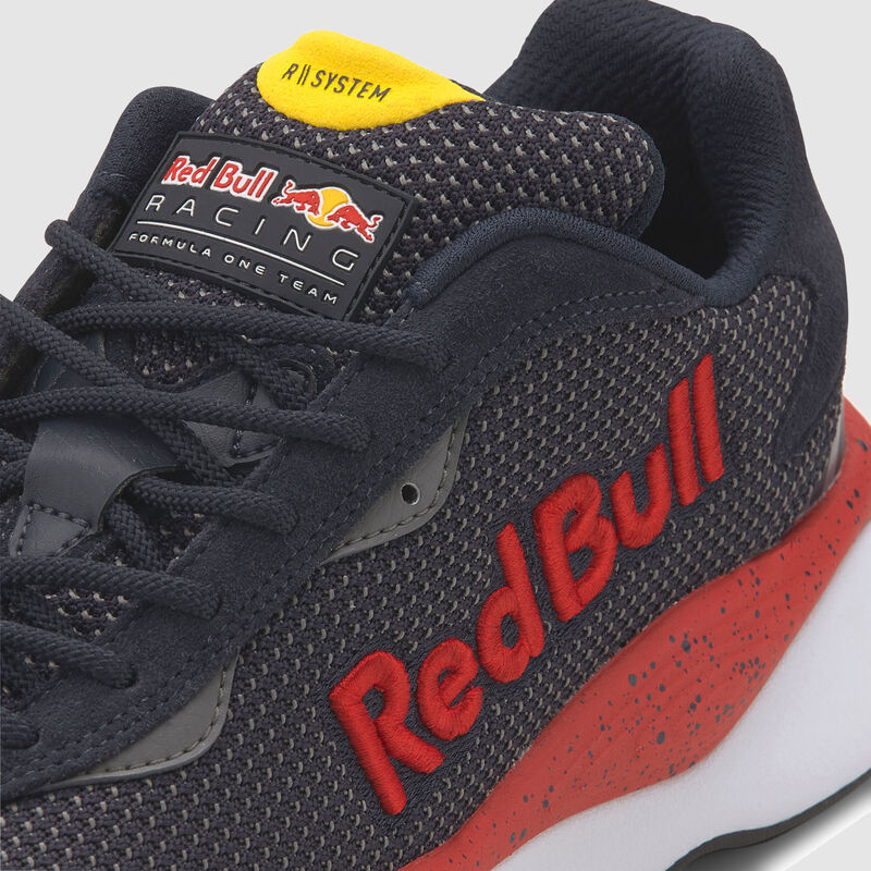 AMRBR PU LS RS PURE TRAINERS - navy