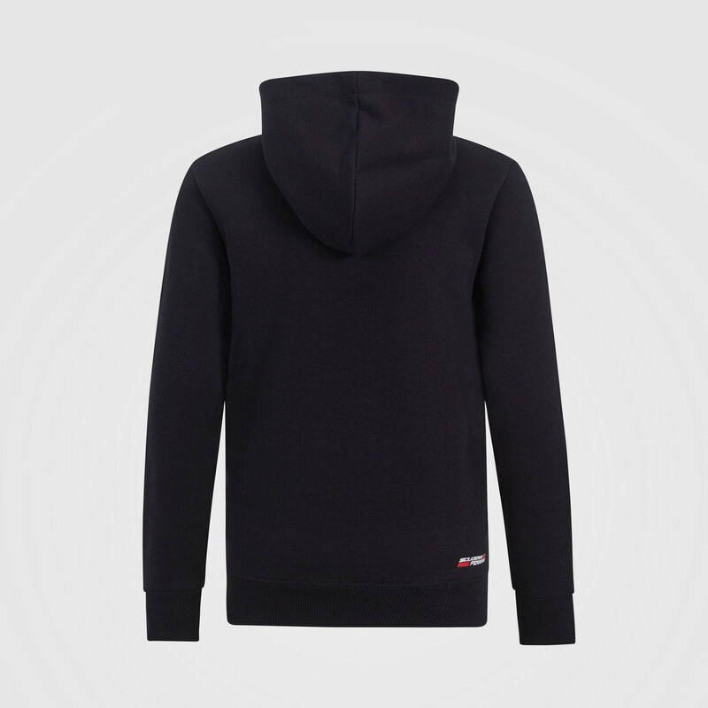 SF FW KIDS HOODED SWEAT  - black