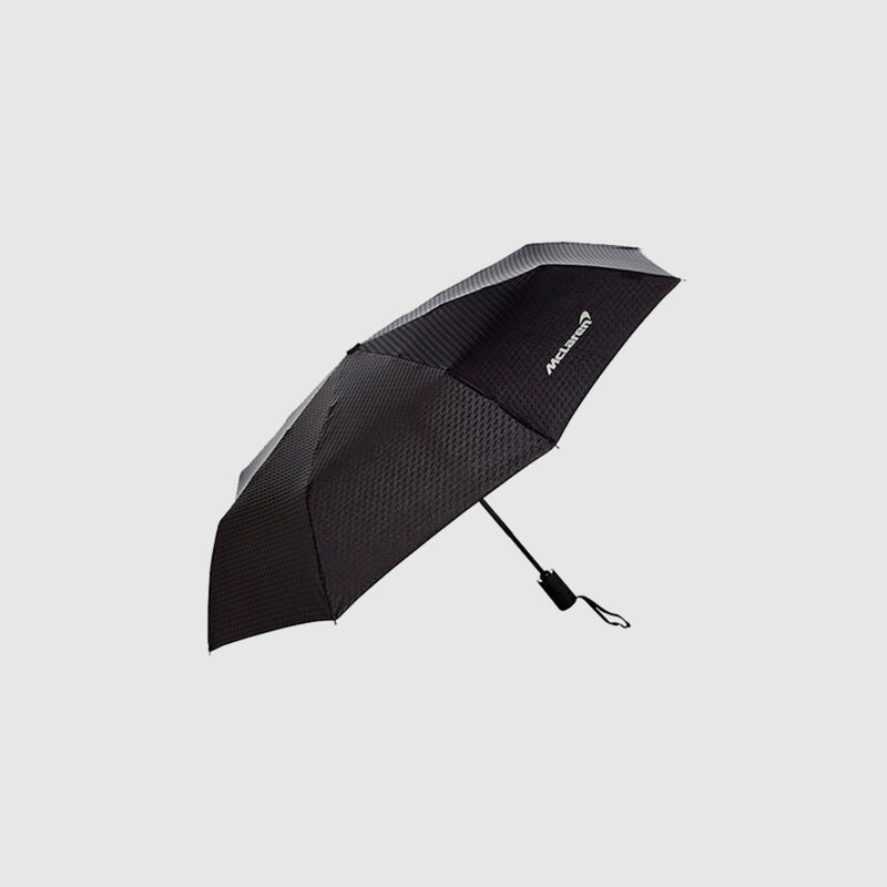 MCLAREN LIFESTYLE UMBRELLA TELESCOPIC - black