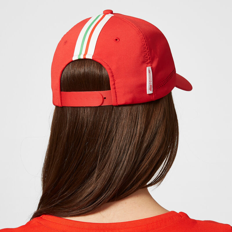 SF FW ITALIAN FLAG BB CAP - red