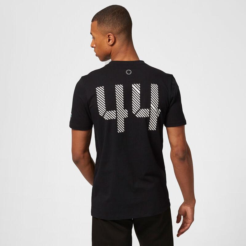 MAPM FW MENS LEWIS #44 TEE - black