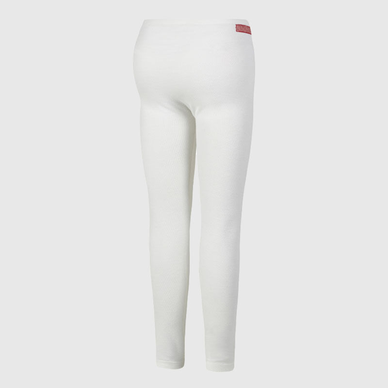 PU RW UNISEX FIA UNDERWEAR BOTTOMS - white