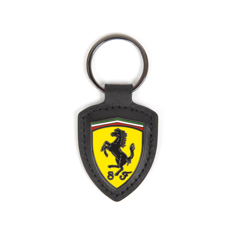 SF FW LEATHER FOB KEYRING - No Specific
