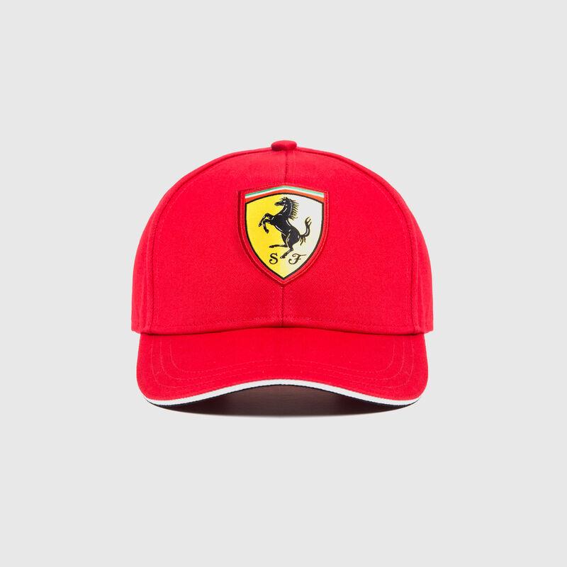 SF FW KIDS CLASSIC CAP - red