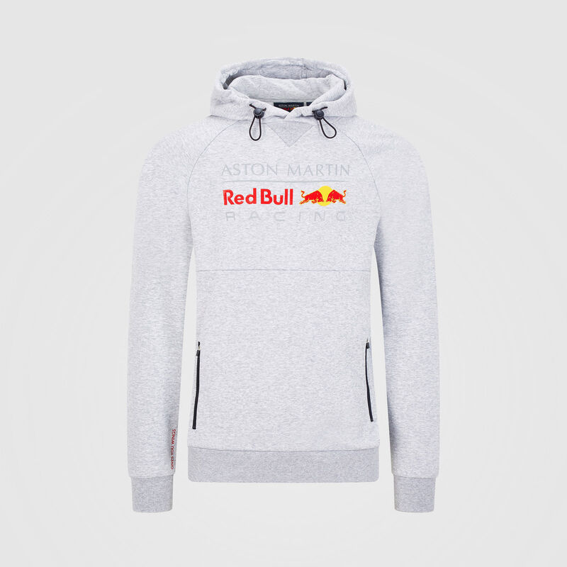 AMRBR FW HOODED SWEAT - grey