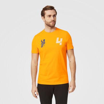 Lando Norris Ln4 T-Shirt